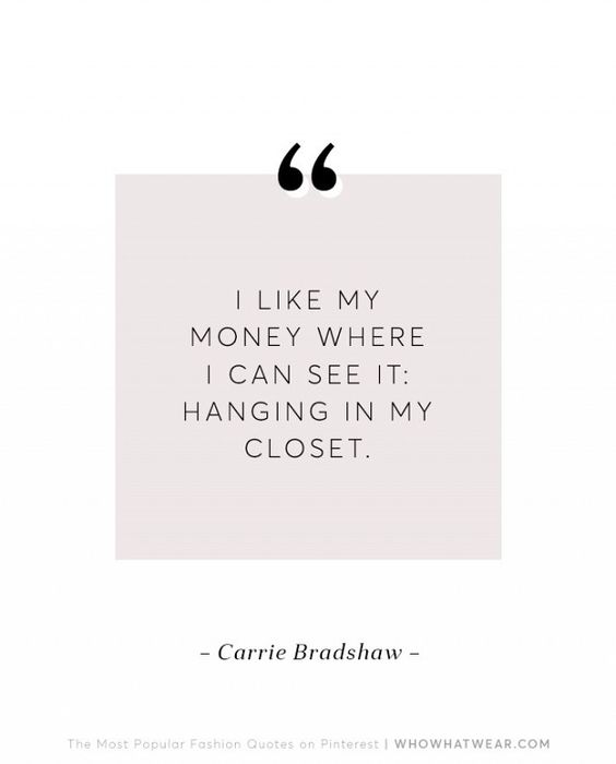 The 10 Most Popular Fashion Quotes on Pinterest | WhoWhatWear