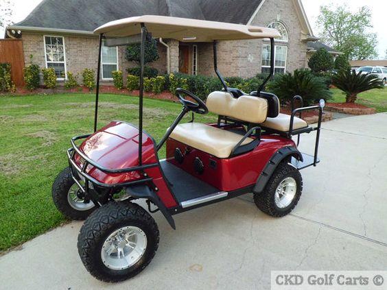 golf cart fender extensions ez go - Bing images