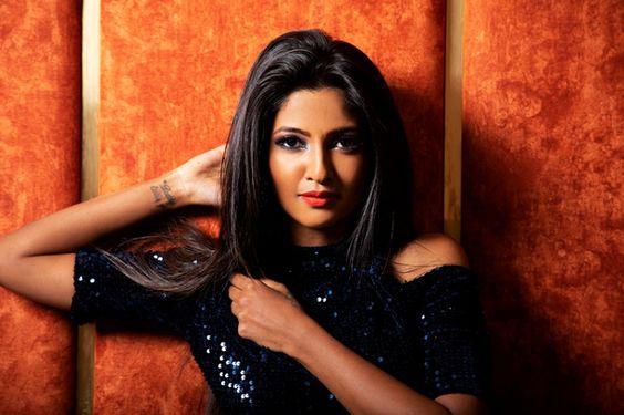 Actor Arun Pandian Daughter Keerthi Pandian Makes Her Film Debut
