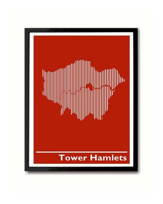 Tower Hamlets Whitechapel Spitalfields Brick Lane by indieprints