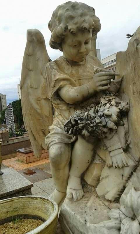 Cemitério São Bento. Araraquara - SP.