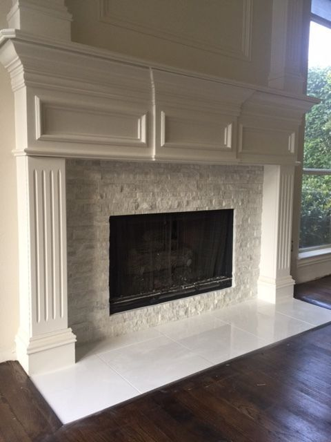 36++ Fireplace tile design ideas ideas