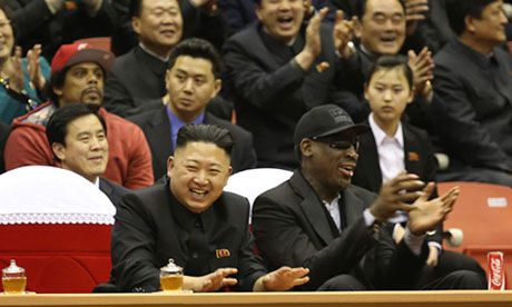 Why US 'basketball diplomacy' with North Korea might just work ...