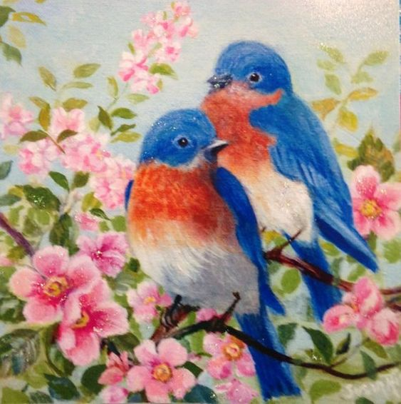 Bluebird Print, Bluebird Art, Bird Art, Bluebird Card, Bird Wall Art, Bird Home Decor