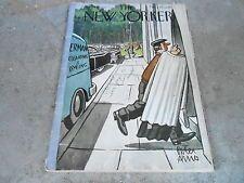 JUNE 16 1956 NEW YORKER magazine PETER ARNO - WEDDING