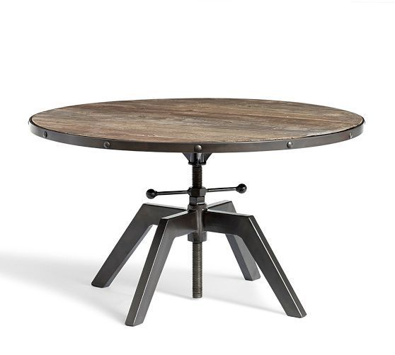 How To Buy The Best Home Office Furniture Adjustable Height Coffee Table Coffee Table Wood Coffee Table Pottery Barn