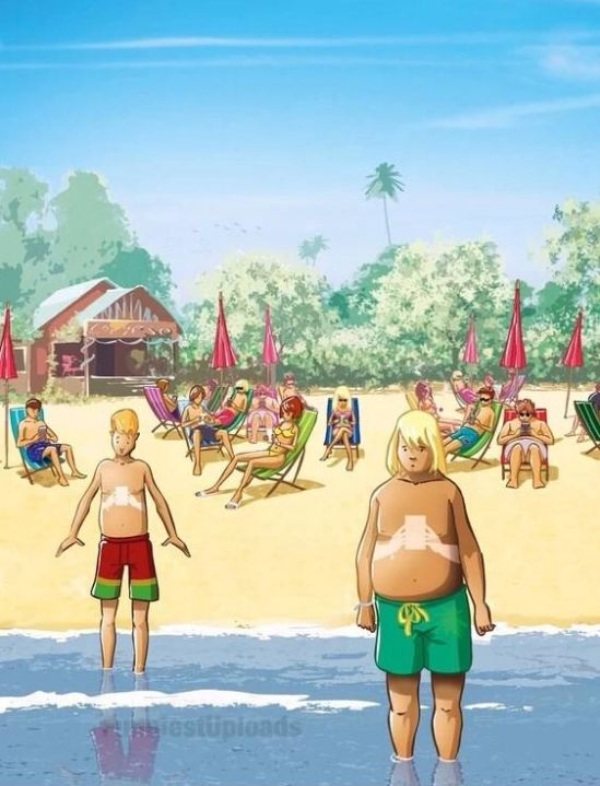 #Felizviernes Cuidado con el móvil estando en la playa