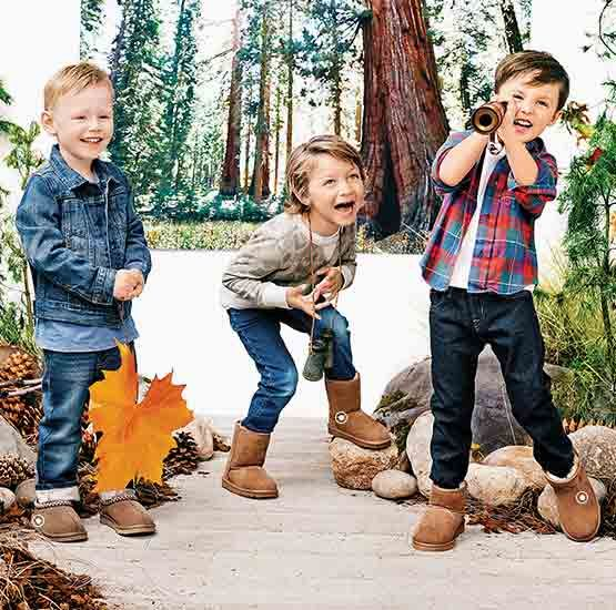 Toddler Boy Ugg Style Boots in 2020