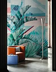 Image result for rust and teal interiors