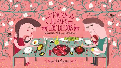proyecto de la chilena Pati Aguilera, diseñadora e ilustradora, amante de la cocina. Aquí podrán encontrar recetas de cositas ricas recolectadas de varios lados pero cocinadas con su sello personal. ¡Buen provecho!