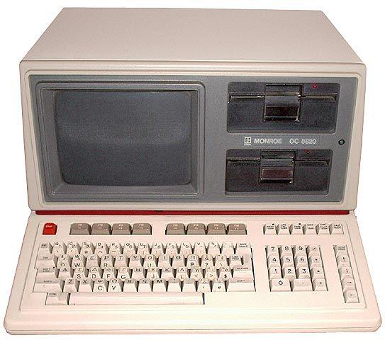 I Used This Computer In 1987 In The Mathematics Department Of Yildiz Technical University Yildiz
