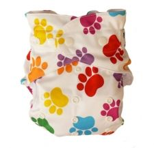 BABY BEEHINDS - Magic-Alls multi fits V2 - One Size pocket diaper