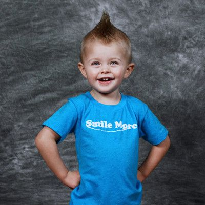 Smile More T-Shirts (Toddlers) – The Smile More Store #smilemore