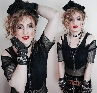 madonna desperately seeking susan fancy dress - Google Search