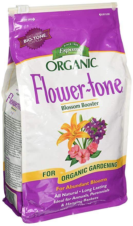 Espoma Ft4 4 Pound Flower Tone 3 4 5 Blossom Booster Plant Food