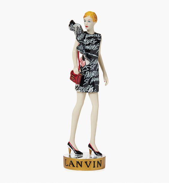 Poupées Miss Lanvin