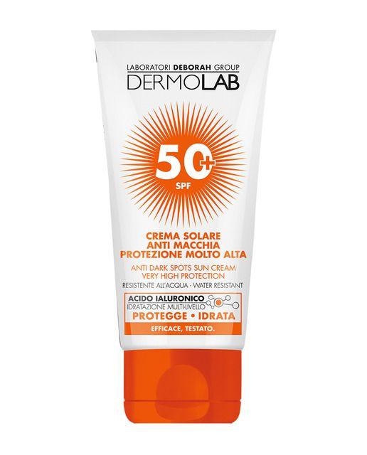 Dermolab Crema Solar Rostro Spf 50 Dermolab En 2020 Crema