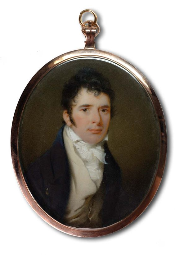 A Private Portrait Miniature Collection: October 2009: