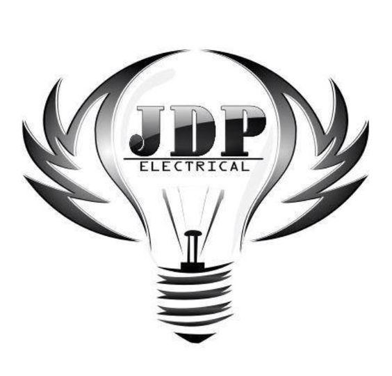 JDP Electrical Logo | JDP Logos/Business Card | Pinterest | Logos