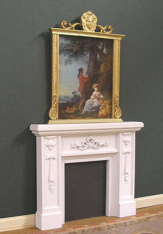 FIREPLACE HEARTH  ~ Handcrafted ~ Jim Coates ~ Dollhouse Miniature ~ 1:12 scale