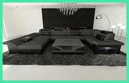 15 Vollkommen Wohnlandschaft U Form Leder Leather Interior Design Living Room Sofa Set Gorgeous Furniture