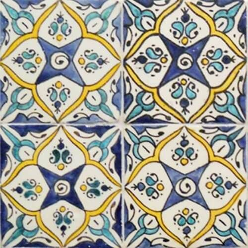 Hand Painted Tiles Los Angeles California Painting Tile