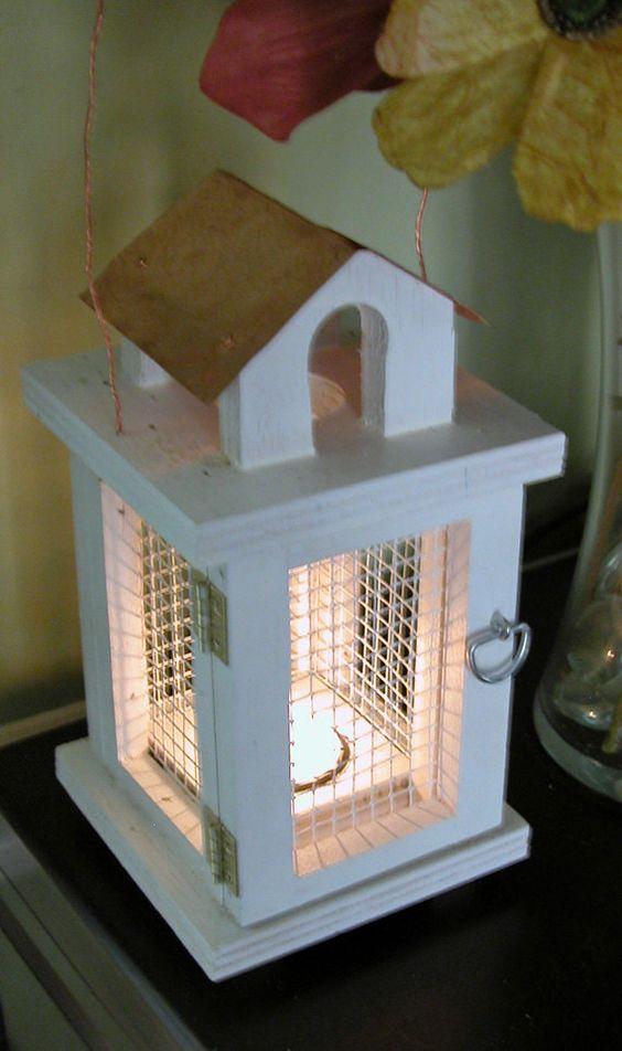 Tea Light Houses by JeffreyMarker on Etsy, $18.00