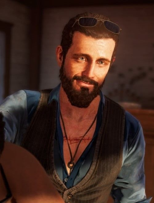 By Too Much John Seed On Tumblr In 2020 Crying Far Cry 5 It Cast