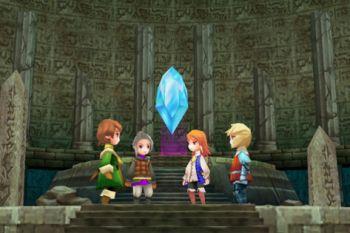Final Fantasy III Joins Ouya Launch Title Lineup