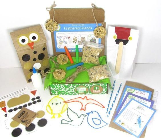 Monthly subscription boxes for kids are gifts that keep on giving