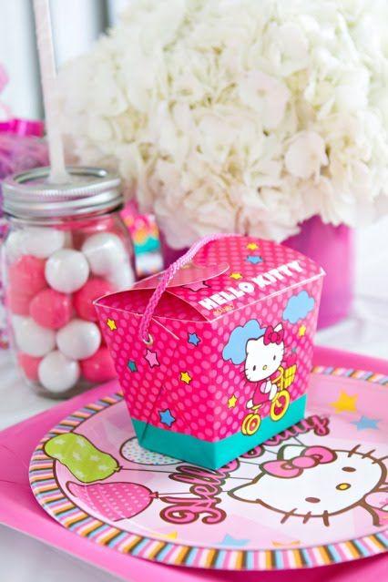 Hello Kitty Birthday Party! | Kara's Party Ideas