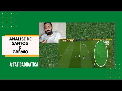 Analise De Santos X Gremio Libertadores Youtube Libertadores Gremio Santos Empata