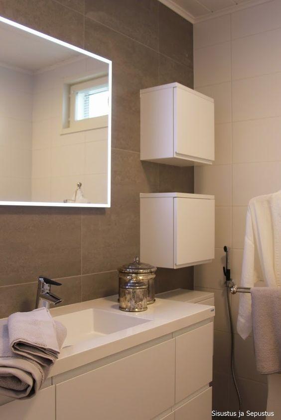 Jyväskylän Asuntomessujen wc t  Sisustus ja Sepustus  WC