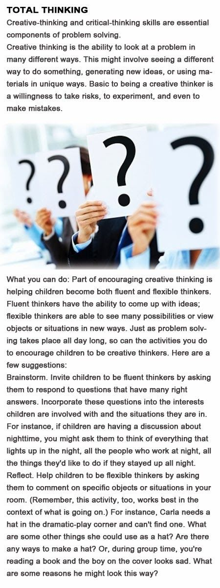 critical thinking activities for 2 year olds