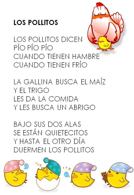 Menta Más Chocolate - RECURSOS PARA EDUCACIÓN INFANTIL: Animales: Canciones