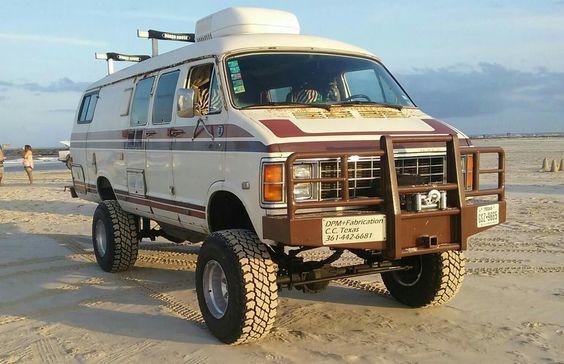 Pin By Frank Heylen On Dodge 4x4 Vans 4x4 Van Cool Vans Old School Vans