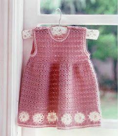 Peças Infantis em Crochê com Gráfico - Crochê On Line - Gráficos, Paps e…