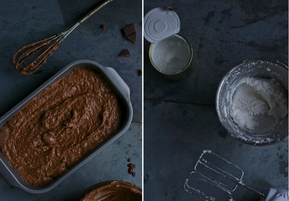 Chocolate Avocado Cake - Kitchen Hoopla