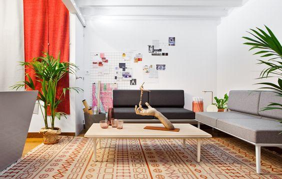 The interior design party opens its doors at the Atocha Palace #Actiu #furniture