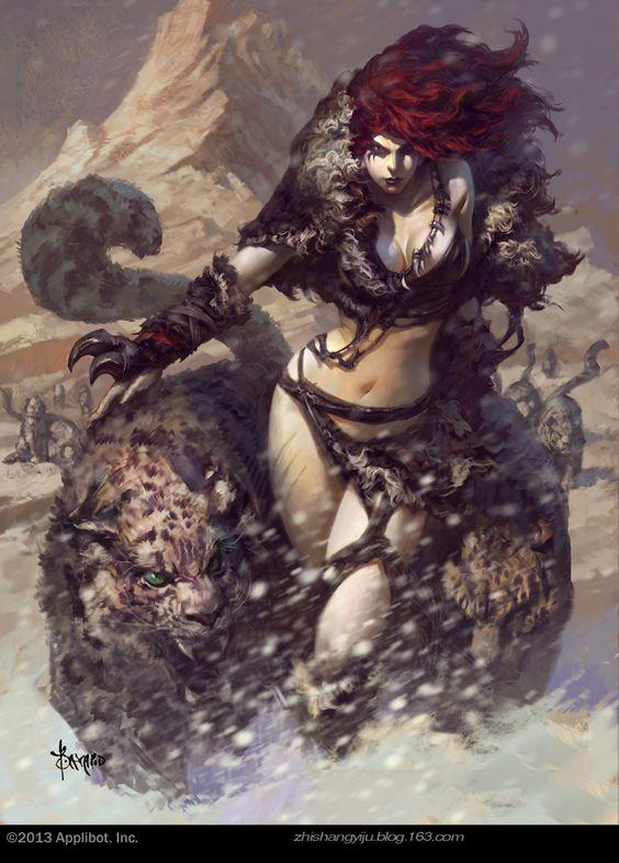 Galeria de Arte: Ficção & Fantasia 1 - Página 37 E486ee8bf310f9e199bd855647115608