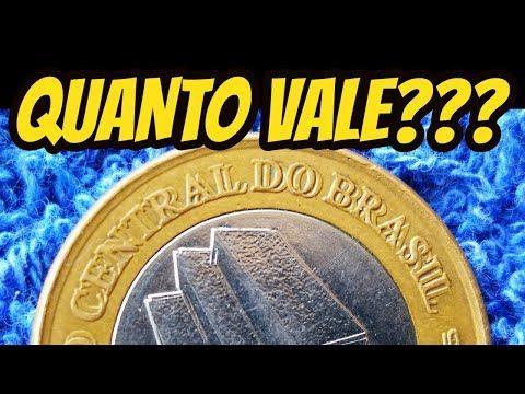 Moeda Espetacular 1 Real Bc40 Anos Batida Dupla Youtube