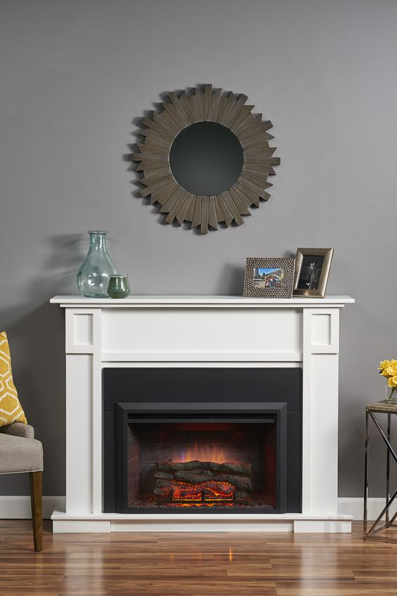 Gallery Zero Clearance Electric Fireplace Insert In 36 Or 42 Fireplace Inserts Galleries