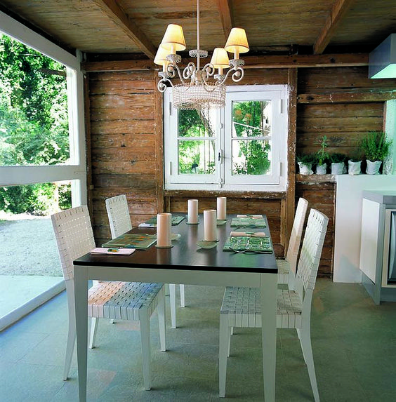 Nice sillas mesas juegos de comedor diario - unique chairs an tables - muebles buenos aires
