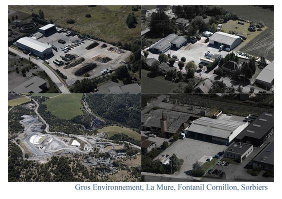 Filiale de Paprec Group, GROS ENVIRONNEMENT dispose de 4 sites de traitement des déchets dans la région Rhône-Alpes. Un centre de #tri et des bureaux à La Mûre, une installation de stockage de déchets non dangereux à Sorbiers et d'un dépôt à Fontanil. #rhonealpes #recyclage www.paprec.com