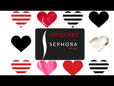 SUPER GIVEAWEY REGALO PER VOI GIFT CARD sephora