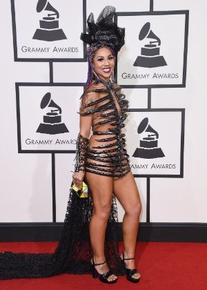 "5 ""desconhecidas"" que ousaram mais do que as famosas no look do Grammy"
