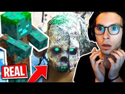 No Creerás Que Esto Existe De Verdad Minecraft En La Vida Real Youtube In 2021 Gratis Make It Yourself Minecraft