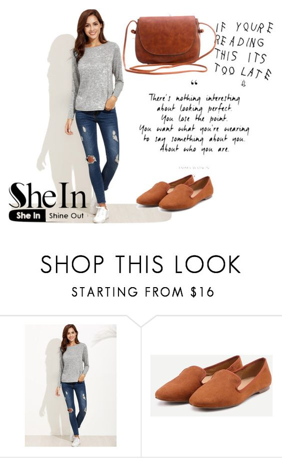 """#3/6 Shein"" by ahmetovic-mirzeta ❤ liked on Polyvore"