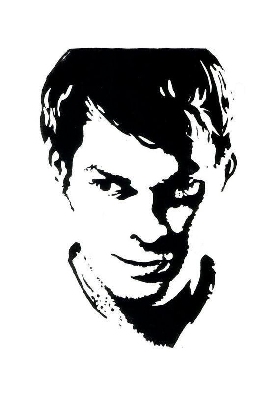 Dexter Morgan (Dexter) by Zia-tuska