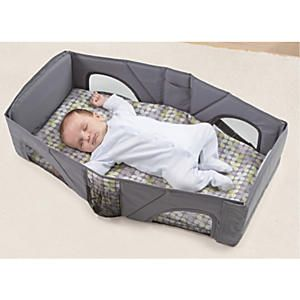 Folding Infant Travel Bed Amazingly Portable This Clever